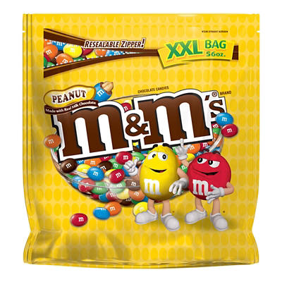 Peanut M&M's, 56 oz.