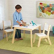 KidKraft 3-Pc. Modern Table & Chair Set