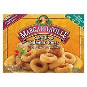 Margaritaville Captain's Crispy Breaded Calamari Rings, 1.75 lbs.