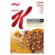 Special K Honey Almond Ancient Grains Cereal, 2 ct.