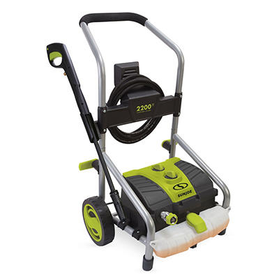 Sun Joe SPX4003 2,200psi 1.6gpm Electric Pressure Washer