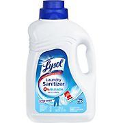 Lysol Laundry Sanitizer, Crisp Linen, 150 fl. oz.