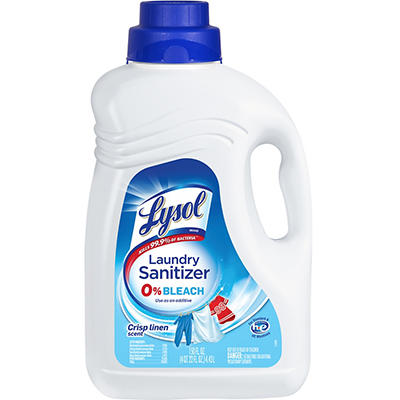 Lysol Laundry Sanitizer, 150 fl. oz.