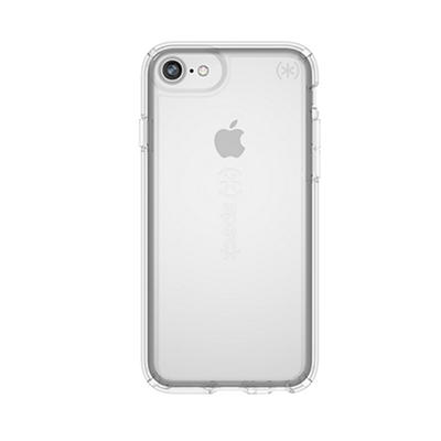 Speck GemShell iPhone 8, 7, 6S, 6 Phone Case - Clear/Clear