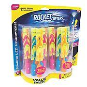 Rocket Copters Slingshot LED Helicopters