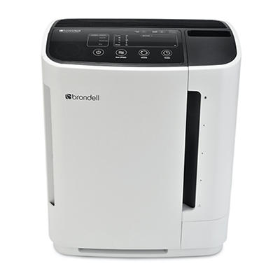 Brondell O2+ Revive Air Purifier and Humidifier - White