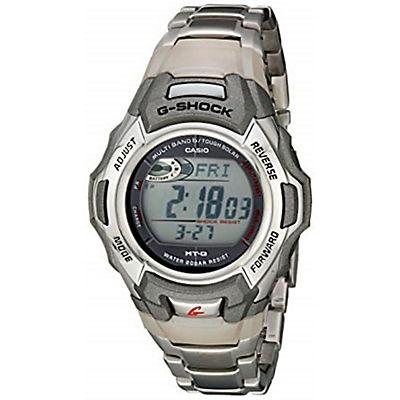 Casio Men's G-Shock Stainless Steel Watch