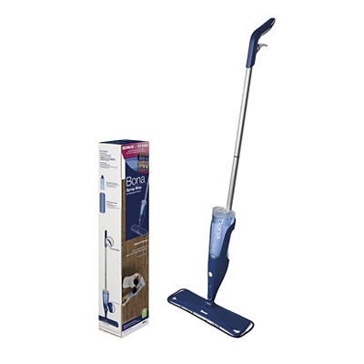 Bona Hardwood Floor Spray Mop With Two Refills