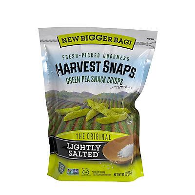 Harvest Snaps Green Pea Snack Crisps, 6 pk./10 oz.