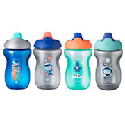 Tommee Tippee 10-Oz. Toddler Sippee Cup, 4 pk. - Assorted