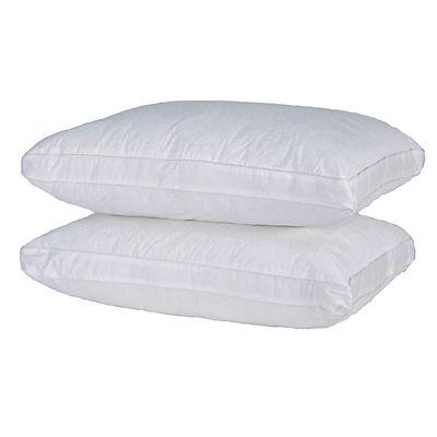 ISO-PEDIC Down Alternative King Size Pillows, 2 pk.