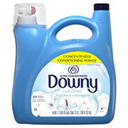Ultra Downy Cool Cotton Concentrated Liquid Fabric Conditioner, 138 fl. oz.