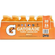 Gatorade Thirst Quencher Orange Sports Drink, 24 pk./20 fl. oz.