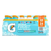 Gatorade Thirst Quencher Frost Variety Pack, 24 pk./20 fl. oz.