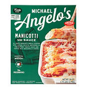 Michael Angelo's Manicottis and Sauce, 28 oz.
