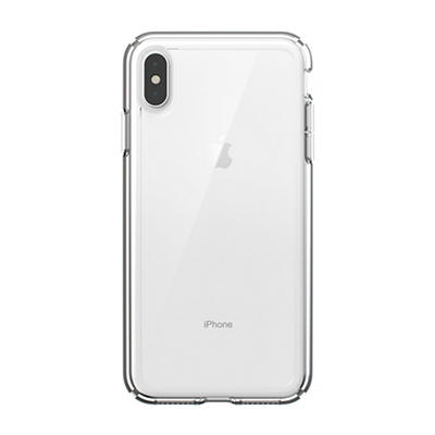 Speck GemShell iPhone XS Max Phone Case - Clear/Clear