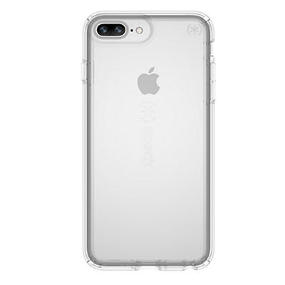 Speck GemShell iPhone 8, 7, 6S, 6 Plus Phone Case - Clear/Clear
