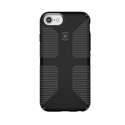 Speck CandyShell iPhone 7, 6S, 6 Phone Case - Black/Slate Grey