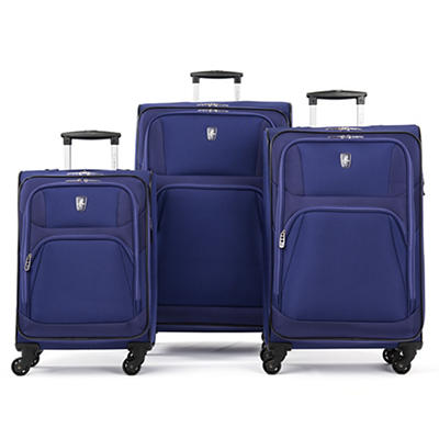 Atlantic 3-Pc. Expandable Spinner Set - Purple