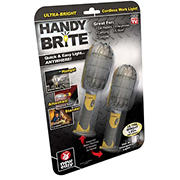 Handy Brite Ultra-Bright Cordless LED Work Light, 2 pk.