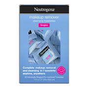 Neutrogena Makeup Remover Cleansing Towelette, 60 ct.