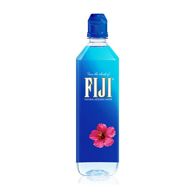 Fiji Natural Artesian Water, 12 pk./700mL