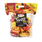 Mini Sweet Peppers, 2 lbs.
