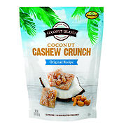 Coconut Island Coconut Cashew Crunch, 20 oz.