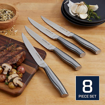 J.A. Henckels International Graphite 8-Pc. Steak Knife Set