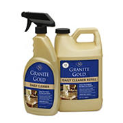 Granite Gold Daily Cleaner, 64 fl. oz. + 24 fl. oz.