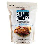 Inland Market Wild Salmon Burgers, 8 ct.