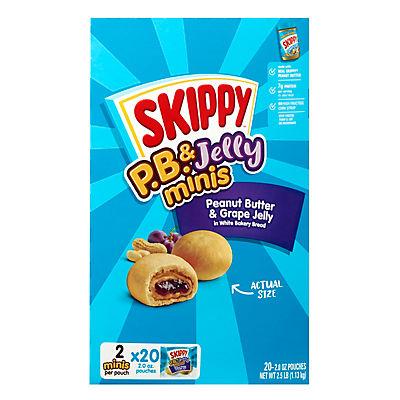 Skippy P.B. & Jelly Minis, 18 pk.