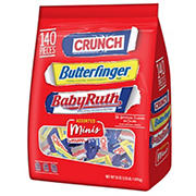 Butterfinger & Co. Assorted Minis 52 oz.