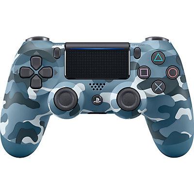 PlayStation DualShock 4 Wireless Controller - Blue Camo