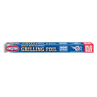 Kingsford Grill Foil, 90 sq. ft.