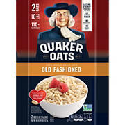 Quaker Oats Old Fashioned Oatmeal, 2 pk./5 lbs.
