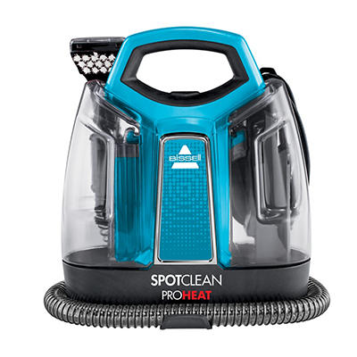 BISSELL SpotClean ProHeat Portable Carpet Cleaner