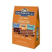 Ghirardelli Caramel Trio Variety Pack, 21.3 oz.