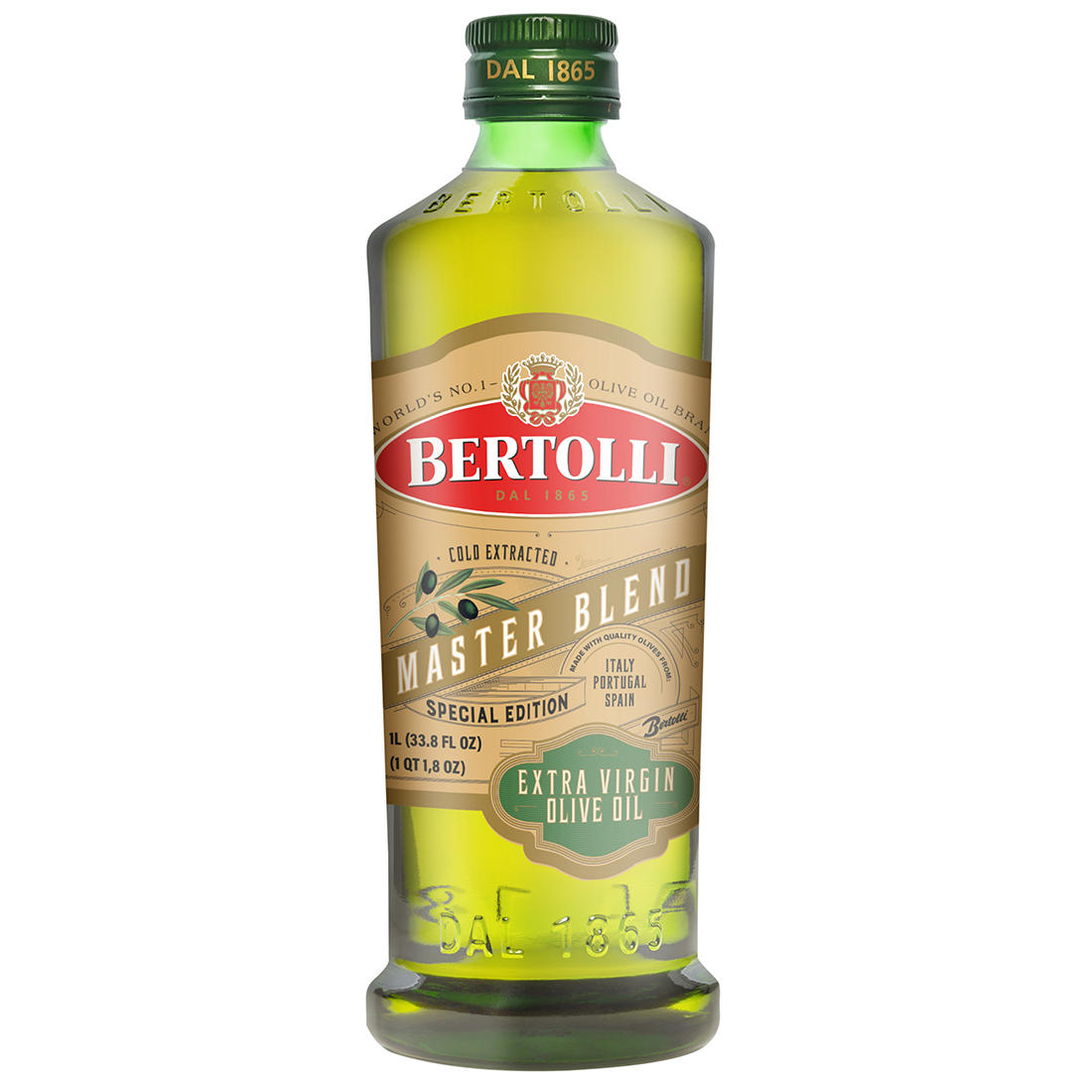 Bertolli Master Blend Extra Virgin Olive Oil, 1L