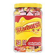 Starburst Original Fruit Chew Candy Jar, 54 oz.