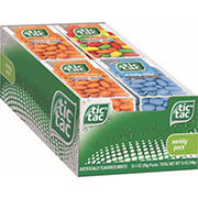 Tic Tac Mixed Assortment, 4 pk./1 oz.