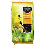 Berkley Jensen Premium Black Oil Sunflower Wild Bird Food