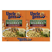 Uncle Ben's Long Grain and Wild Rice Original Recipe, 6 ct./6 oz.