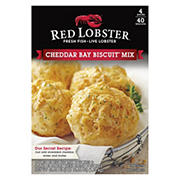 Red Lobster Cheddar Bay Biscuit Mix, 4 pk./2 lbs.