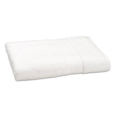 Berkley Jensen Abundance Bath Towel - White