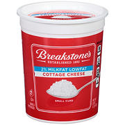 Breakstone's Lowfat Cottage Cheese, 2% Milkfat, 32 oz.