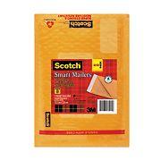 Scotch Plastic Bubble Mailers, 10 pk.