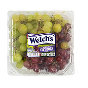 Welchs Bi-Color Grapes, 3 lbs.