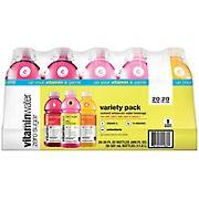 Glaceau Vitaminwater Zero Variety Pack , 20 pk./20 fl. oz.