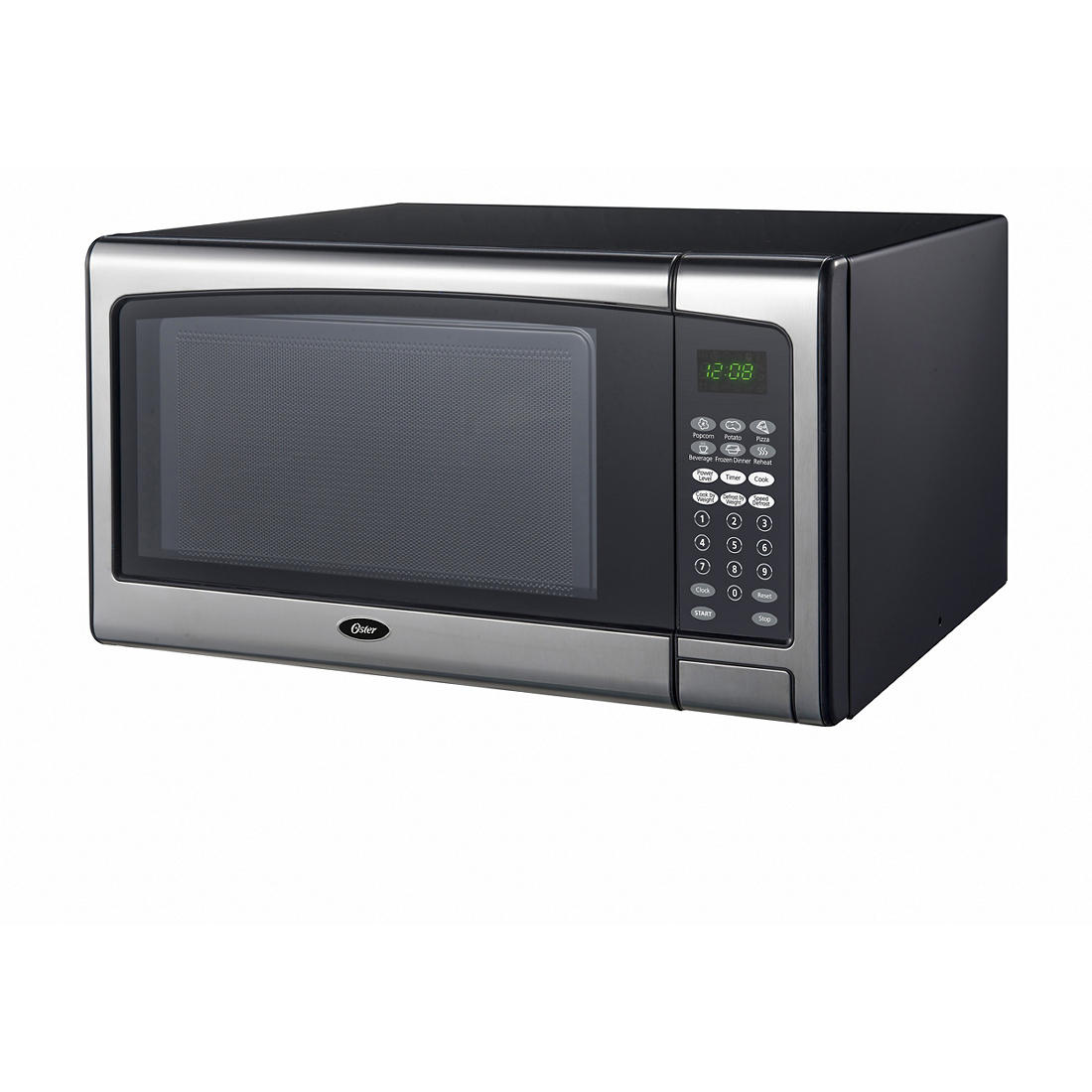 Oster 1 3 Cu Ft Countertop Microwave